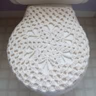 Toilet lid cover