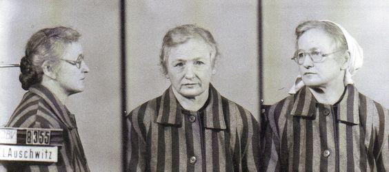 Wilhelm Brasse, Marta Fritsche, IBV ( Internationale Bibelforscher -Vereinigung ), Zeugin Jehovas, kam am 02 Juli 1942 nach Auschwitz, arbeitete im Haushalt eines SS-Mannes, nach der Evakuierung von Auschwitz kam sie nach Bergen - Belsen, wo sie kurz nach Kriegsende an Entkräftung starb.