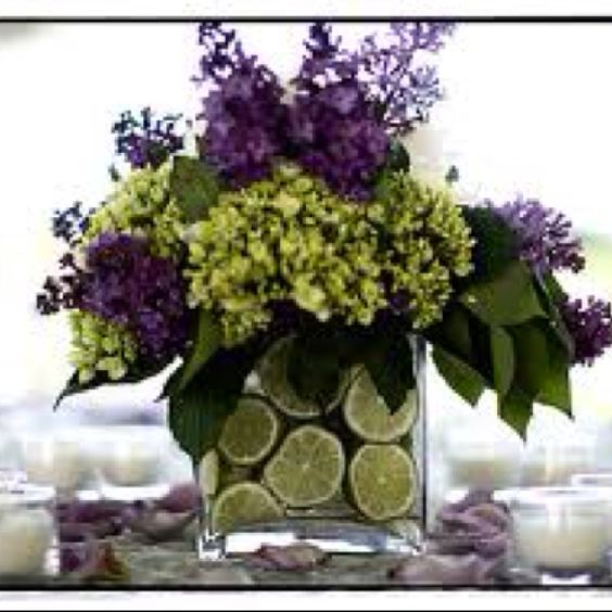 I am so going to try to make this for my kitchen table for Kitchen table centerpiece ideas