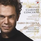 Mozart: Clarinet Concerto; Symphony No. 31 [CD], 14955860