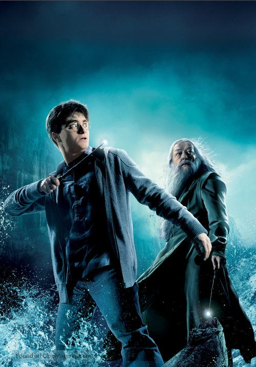 Pin On Harry Potter 6 Half Blood Prince