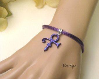 Symbole de Prince Prince porte-clé Prince par VieuxtiqueJewelry