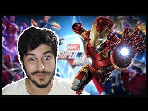 Esse E O Melhor Jogo Da Marvel Marvel Super War Youtube Os Melhores Jogos Marvel Jogos