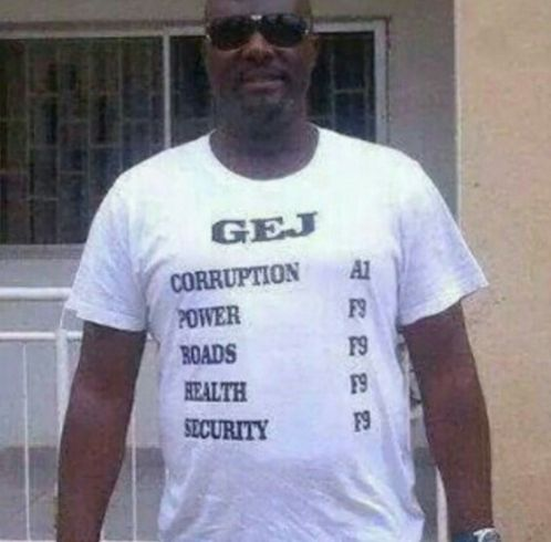 NIGERIAN FORUM FOR JOB CREATION: Dino Melaye grades GEJ's performance with funny T....