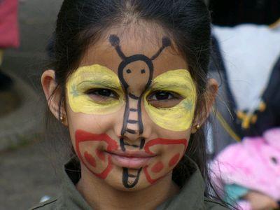 Blog de axalla :Toute une vie en photos .... Ma philosophie en photos ......, enfant papillon