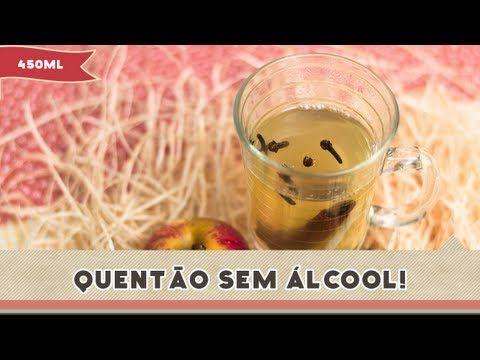 Quentão sem Álcool | Receitas de Minuto - A Solução prática para o seu dia-a-dia!Receitas de Minuto – A Solução prática para o seu dia-a-dia!