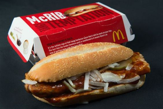 Cancer Causing Ingredients Found In McRib Sandwich - http://www.wholesomehealthtips.com/cancer-causing-ingredients-found-in-mcrib-sandwich/ #health #diet #fitness #LoseWeight #workout #happiness