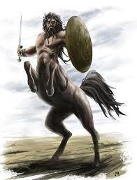 Monstros de la mitología