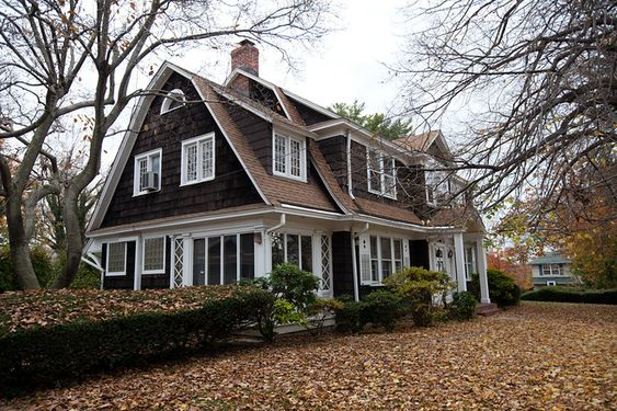 Pinterest the world s catalog of ideas for Dutch colonial house for sale