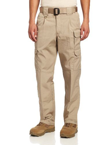 Propper Men's Canvas Tactical Pant, Khaki, 34 x 36 Propper | Style ...