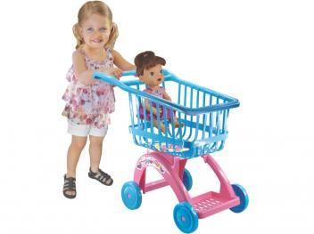 Carrinho de Compras - Lider Brinquedos R$ 99,90