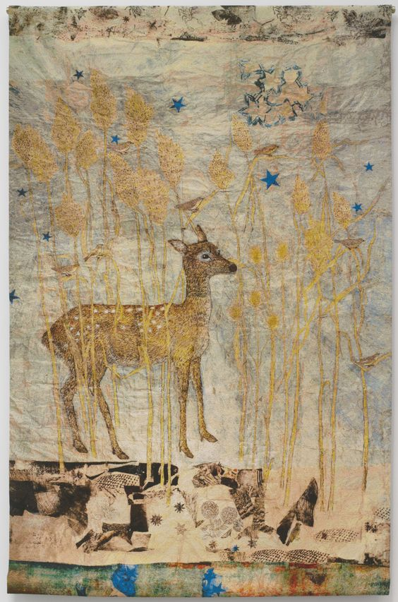 dear, Kiki Smith. Multimedia artist from NYC & upstate NY.: