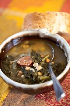 Ruth O'Donnell's Portuguese Kale Soup