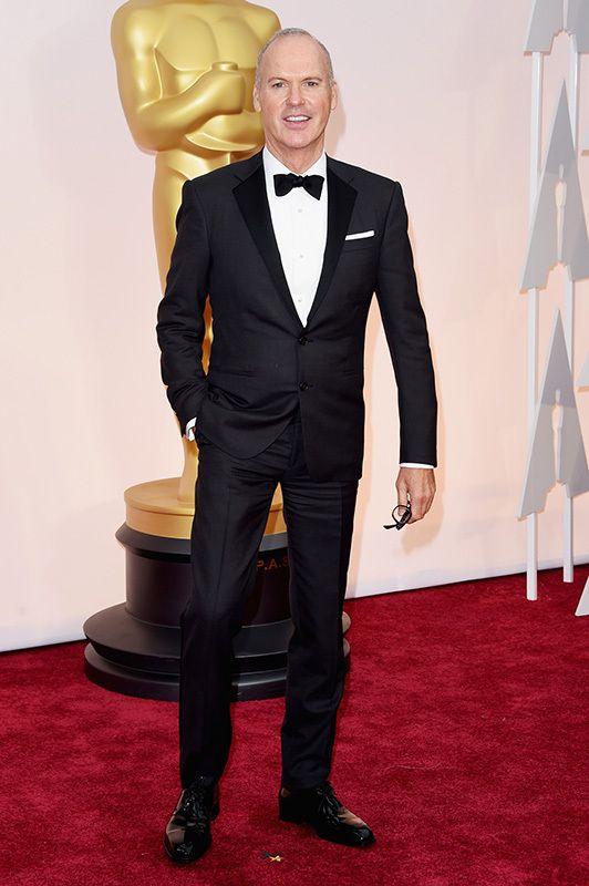 Michael Keaton: The Oscars 2015
