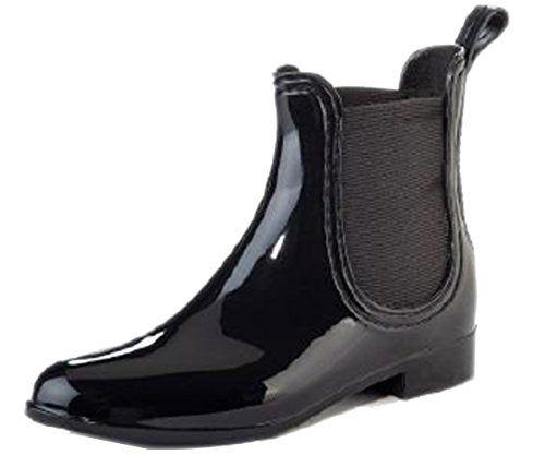 Henry Ferrera Women's Clarity Waterproof Rain Boots (7 B(M) US ...