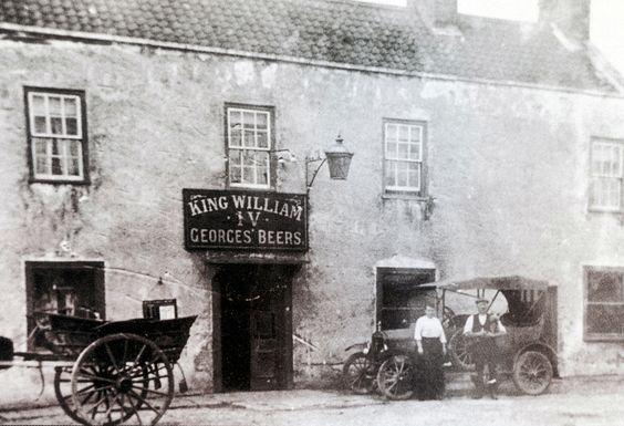 1922 The King William IV, Tower Road, Cadbury Heath