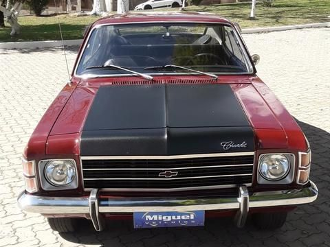 Chevrolet Opala 2 5 De Luxo 8v Gasolina 2p Manual Chevrolet