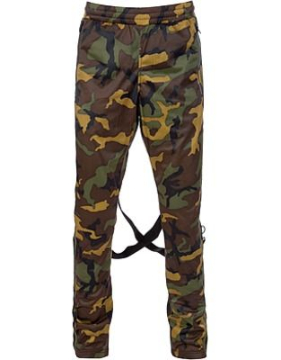 ADIDAS ORIGINALS BY JEREMY SCOTT 'camo' cargo trouser