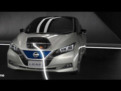 Pin By Worldguru The On Cars Nissan Leaf Electric Car Car
