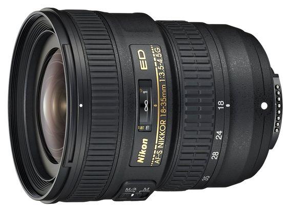 Nikon AF-S Nikkor 18-35mm 1:3,5-4,5G ED Objektiv: Amazon.de: Elektronik