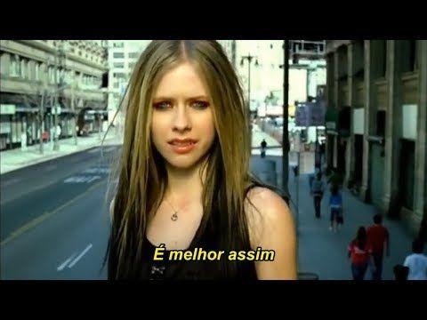 Avril Lavigne Don T Tell Me Legendado Youtube Avril Lavigne