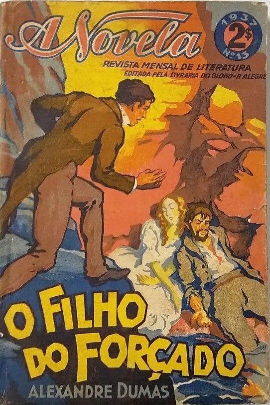 Revista A Novela número 13, 1937: