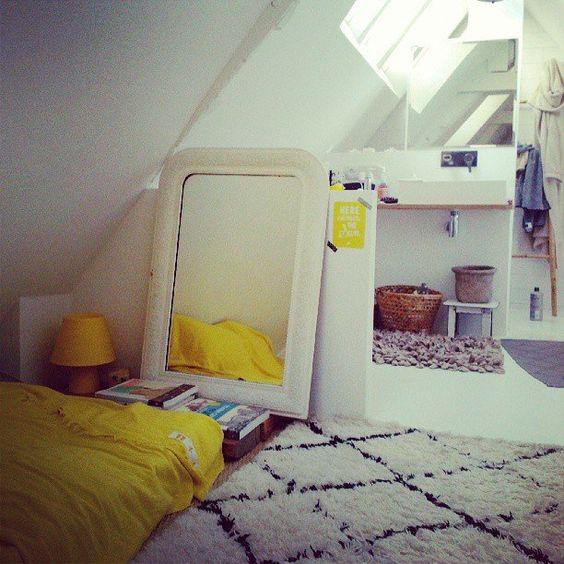 Home Sweet Home, decoration d'un studio #madecoamoi
