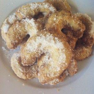 Yammie koekjes met heel weinig suiker en heel veel smaak. Kids love it!