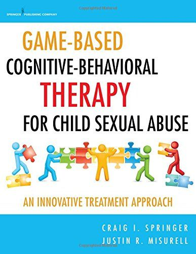 Game-Based Cognitive-Behavioral Therapy for Child Sexual Abuse: An Innovative Treatment Approach by Craig I. Springer PhD http://www.amazon.com/dp/0826123368/ref=cm_sw_r_pi_dp_QesVub0YRHRTM