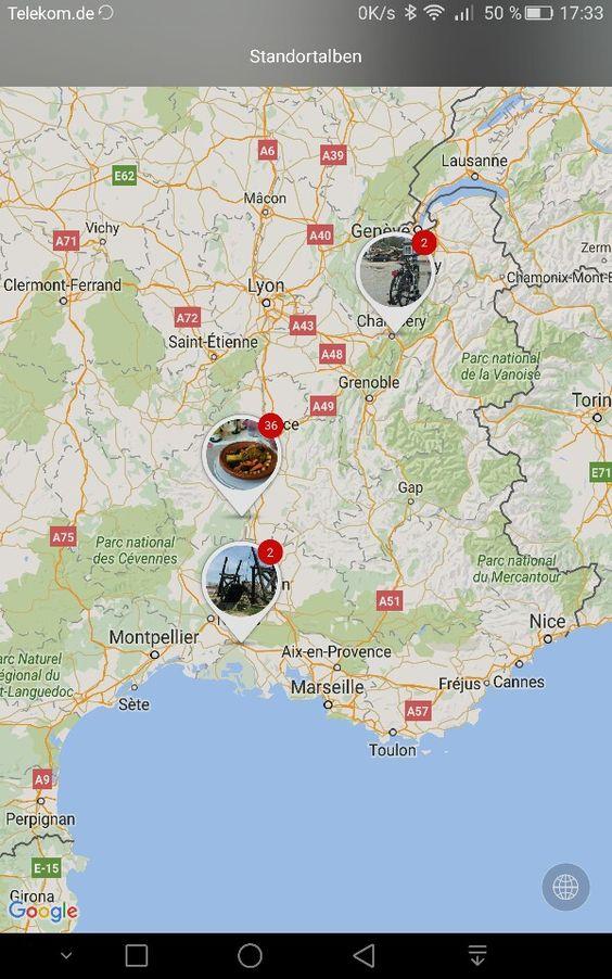 Frankreich 1. Bike Reise im Frühjahr 2015