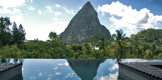BOUCAN BY HOTEL CHOCOLAT Saint Lucia - Our intended Honeymoon destination.