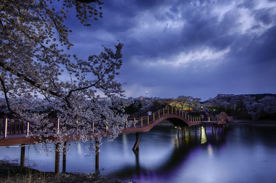 Bomun Lake