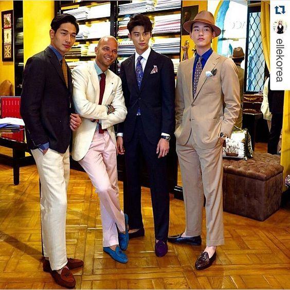 Nice to meet you guys @youngman0000 @point.boy @byeonwooseok  #Rubinacci