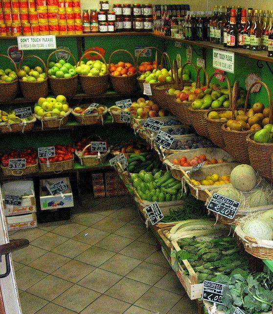 Resultado De Imagen Para Vegetables Fruits Store Fruteria Y