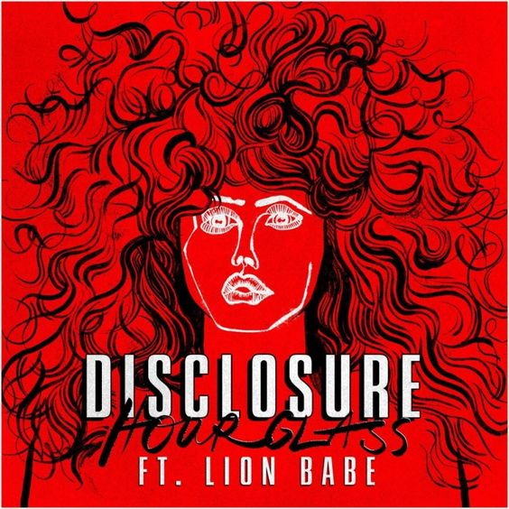 Disclosure featuring Lion Babe — Hourglass (studio acapella)