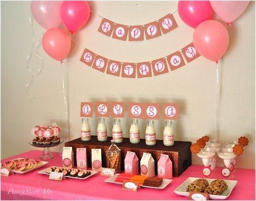 My Little Party Blog. Mesas de fiesta inspiradoras.