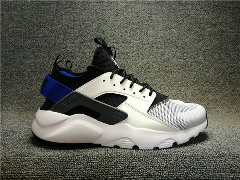 lowest price 8f351 7fbb0 Pas Cher 2018 Best Modem Uk New Nike Air Huarache Run EUR 36-45 Azure  Celeste Black Noir 819685-100 Youth Big Boys Shoes   Nike Air Huarache    Pinterest ...