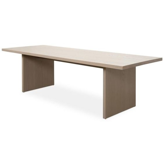 Port Elizabeth Dining Table In 2019 Dining Table Modern Dining