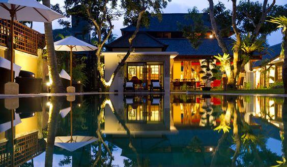 Villa sur Ubud Bali - Luxe et espace pour cette propriété de 6 chambres