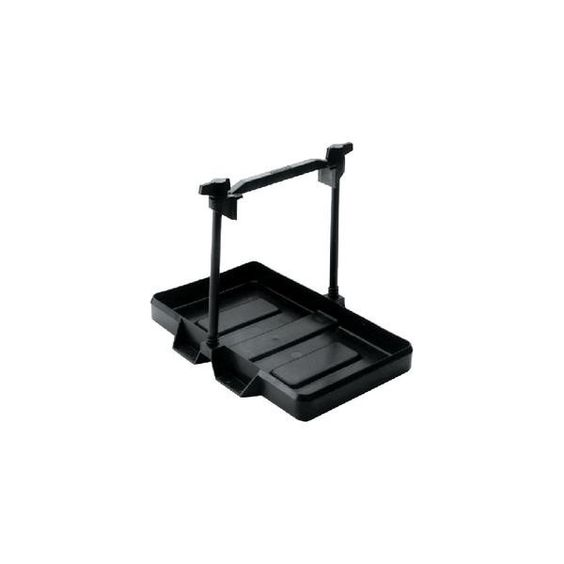attwood battery tray w crossbar series electrical attwood battery tray w crossbar 24 series