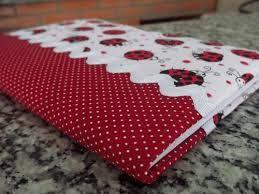 Resultado de imagem para cadernos decorados com tecidos e fitas