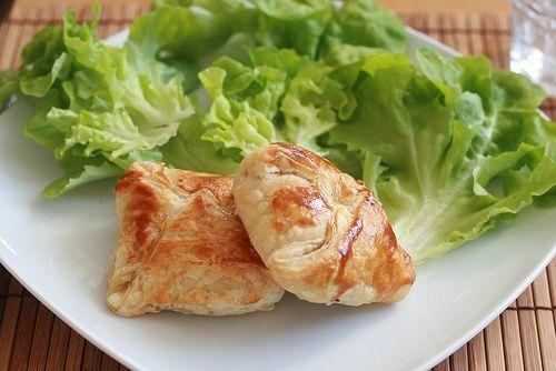 cornish pasty Chaussons farcis à la viande