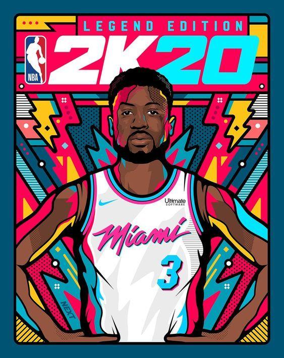 Nba 2k20 Legend Edition Nba Wallpapers Nba Pictures Nba Basketball Art