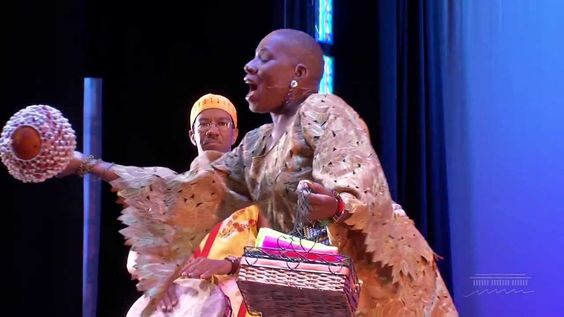 "MetroPerforms Showcase - ""Funga Alafia"" by Nana Malaya:"