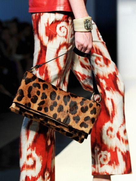 News Photo: model walks the runway at the Simonetta Ravizza…