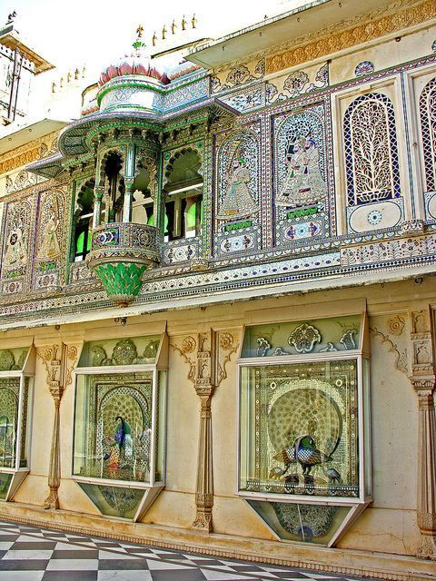 City palace: Places to Visit in Udaipur