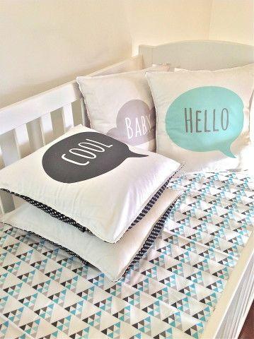 Custom word Cushion... @Jackie Godbold Godbold Gregory Janelle Designs