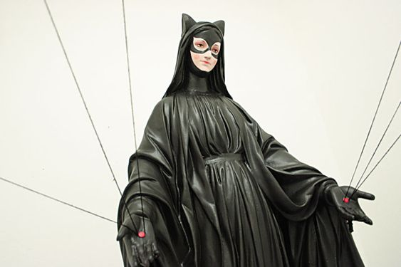 Artist Igor Scalisi Palminteri: Superhero Saints. Click to see the whole collection.