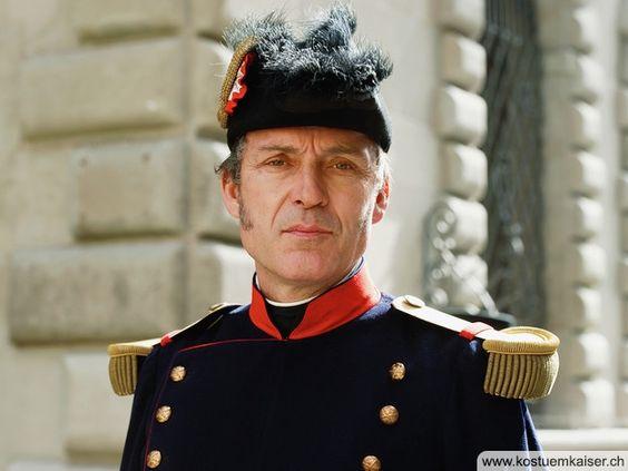 General Guillaume-Henri Dufour - Bild aus der SRF Produktion  die Schweizer