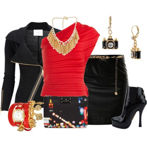 """""""Noche"""" by outfits-de-moda2 on Polyvore"""